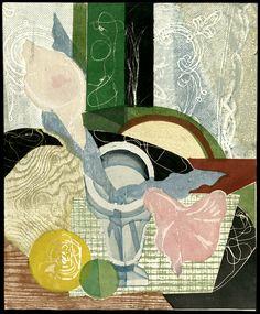 cacaotree:  Sekino, Junichiro, Still Life, c.1948, woodblock print