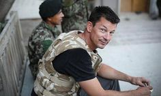 ISIS publish article 'written by British hostage John Cantlie'