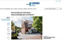 DAMES DIETZ has been published on ARCHIDAILY! | Atelier van Wengerden