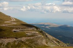 Superb Places To Visit In Romania | Transalpina road