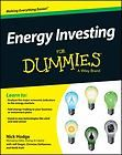 NEW Energy Investing For Dummies - Hodge, Nick/ Siegel, Jeff (CON)/ Dehaemer, Ch - http://books.goshoppins.com/business-investing/new-energy-investing-for-dummies-hodge-nick-siegel-jeff-con-dehaemer-ch/
