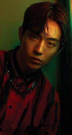 Korean Male Actors, Handsome Korean Actors, Korean Celebrities, Asian Actors, Nam Joo Hyuk Wallpaper Iphone, Nam Joo Hyuk Lockscreen, Nam Joo Hyuk Smile, Nam Joo Hyuk Cute, Jong Hyuk