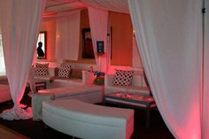 James Daniel Entertainment A/V Event Lighting and Lounge Furniture
