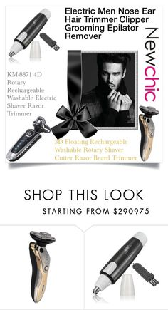 """""""NewChic #23."""" by belma-cibric ❤ liked on Polyvore featuring beauty"""