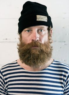 Beards – Like Having Machine Guns on Your Face. !!!!!!! just saying - I wish Mark could grow an awesome beard like this!