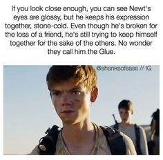 you're allowed to cry. everyone will cry with you (Great acting btw, Thomas Brodie-Sangster) Maze Runner Funny, Maze Runner Thomas, Maze Runner The Scorch, Maze Runner Cast, Maze Runner Movie, Thomas Brodie Sangster, Maze Runner Trilogy, Maze Runner Series, The Scorch Trials