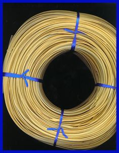 Elegant WICKER REED CANE Basket Furniture Repair 3/16 By TheMaineCoonCat, $10.95