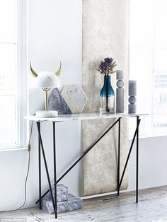 Workshop Console, designed by Magnus Long for The Conran Shop http://www.conranshop.co.uk/workshop-console-table.html