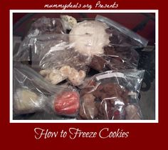 7 cookies to make now for holidays! Learn how to freeze cookies, can you freeze cookies and how to make homemade cookies including easy sugar cookies in this post. #cookies #cookieswap