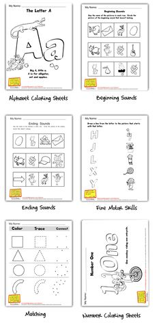 Pre-reading worksheets - R.E.D. Zone Pizza Hut BOOK IT!