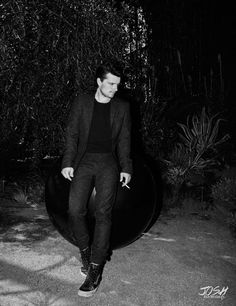 Josh Hutcherson for Flaunt Magazine