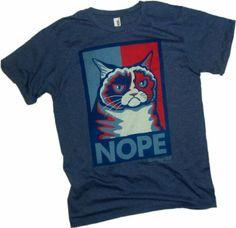 Grumpy cat shirt