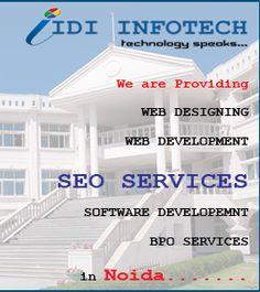 IDI Infotech is a leading SEO Company in Noida, Uttar Pradesh, India; providers of Top SEO, Best SEO Services in Noida, Affordable SEO Packages and Cost effective SEO Price Packages. Seo Packages, Best Seo Services, Best Web Design, Seo Company, Search Engine Optimization, India, Top, Spinning Top, Delhi India
