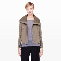 Dylan Parka - Jackets and Vests Women at Club Monaco