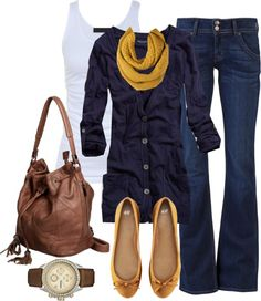 """Everyday Casual"" by ohsnapitsalycia on Polyvore"