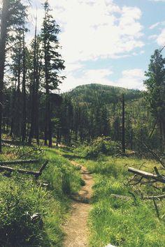 Wild Horse Canion Trail