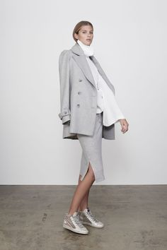MINIMAL + CLASSIC: ROCKWELL COAT | Coats & Jackets | Clothing | VIKTORIA & WOODS