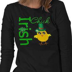 Irish Chick!
