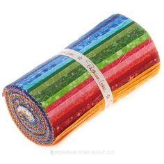Love the bright colors! Basically Patrick - Sunflower Twice the Charm - Patrick Lose - RJR Fabrics