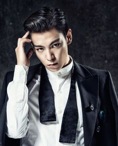T.O.P for Cine21 Magazine