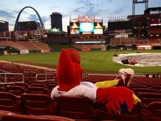 St Louis cardinals opening day