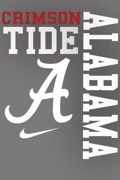 Alabama Crimson Tide Logo Wallpapers Wallpapers) – Wallpapers For Desktop Roll Tide Football, Sec Football, Crimson Tide Football, College Football, Alabama Softball, Alabama Football Logo, Alabama Wallpaper, Bama Fever, Alabama Crimson Tide Logo