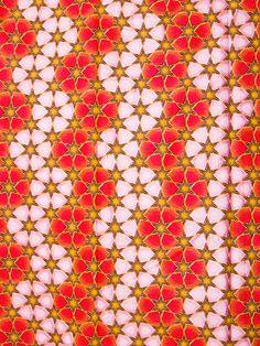 African Fabric Wax Print Obama Design 6 Yards by Africanpremier