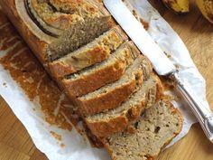 ΚΕΙΚ ΜΠΑΝΑΝΑΣ Banana Bread, Healthy Eating, Desserts, Food, Eating Healthy, Tailgate Desserts, Deserts, Healthy Nutrition, Clean Foods