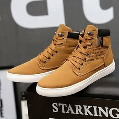 8a3452ba96a Break Out New Men Boots For Men Leather Boots Breathable Spring Autumn  Summer Fashion Men Shoes Casual Big Size 45 46