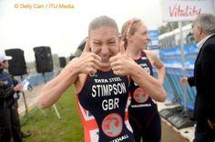 2013 ITU World Triathlon Grand Final London - Elite - Stimpson