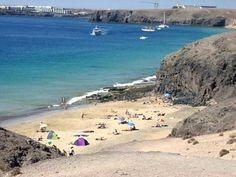 Lanzarote - Playas de Papagayo im Süden der Insel bei Playa Blanca
