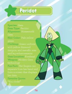 Guide to the Crystal Gems - [the World of Steven Universe]
