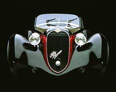 Club Spider Alfa Romeo - 6C 2500 De Mola