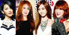 Warna Rambut Ala Artis Korea