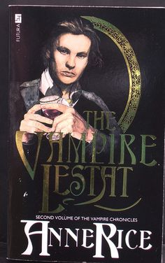 The Vampire Lestat. Just finished this, great stuff!!