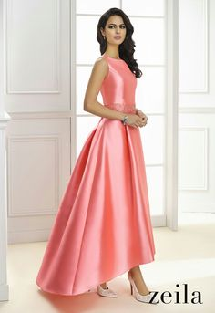 A line Evening Lehenga Gala Dresses, Prom Party Dresses, Party Gowns, Satin Dresses, Bridesmaid Dresses, Wedding Dresses, Satin Tulle, Lovely Dresses, African Dress