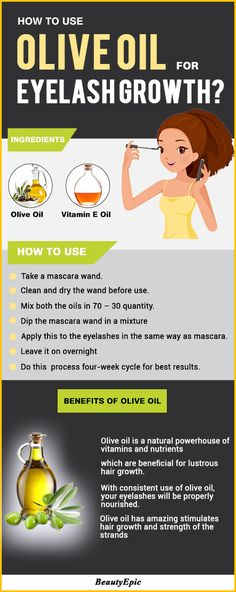 Remedies For Thicker Hair How to Use Olive Oil for Eyelashes - Olive oil is known for its ability to improve skin and hair health. Here the using of olive oil for eyelashes as a natural agent for long and thick lashes Eyeshadow Basics, Best Eyeshadow, Beauty Care, Diy Beauty, Beauty Tips, Beauty Products, Beauty Ideas, Beauty Skin, Homemade Beauty
