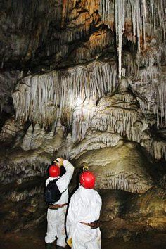 http://guias-viajar.com/ Cueva El Soplao