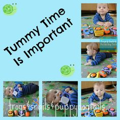 (FSPDT): Importance Of Tummy Time