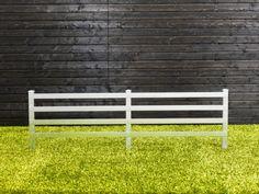 snyggt enkelt staket - Sök på Google Garden Inspiration, Outdoor Structures, Fences, Gardening, Google, Picket Fences, Iron Fences, Lawn And Garden, Horticulture