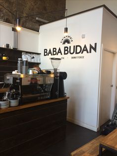 Baba Budan. Gone to the top of the coffee list. Edinburgh. Coffee. Arches.