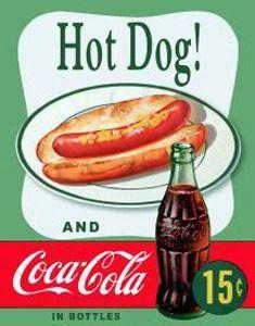 Coca-Cola & Hot Dog