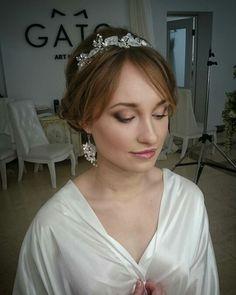 Свадебный макияж Wedding makeup Mua: Me - Alexander Karnizov  Hair: Alexei Denisov  Studio: GATO ART HOUSE