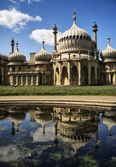 Brighton Pavillion England