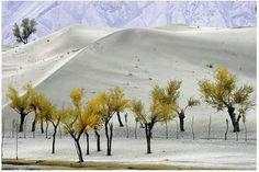 White Desert - Balochistan, Pakistan