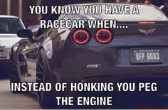 I've done it... Many many times. What about you? -Ryan C  www.lingenfelter.com