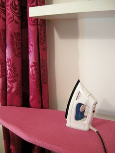 DIY Ironing Board Cover,