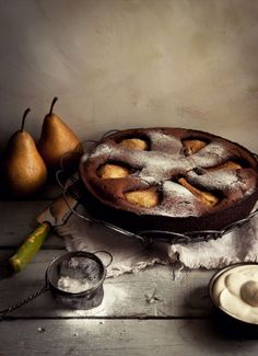Pears by Katie Quinn Davies of What Katie Ate