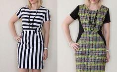 Pattern Reviews> Burda> 6916 (Dresses)