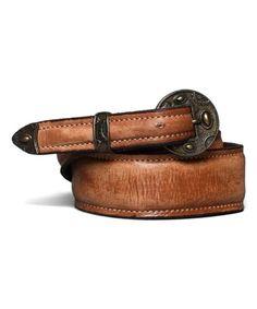 AMOYER Cuero Cinturones Se/ñoras De La Correa De La Vendimia Occidental Dise/ño De La Cintura Con Doble Hebilla De Oro Para Los Pantalones Vaqueros De Mujeres Vestidos